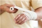 Cách giảm đau, cầm máu nhanh khi bị vết thương chảy máu