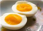 PGS Thịnh chỉ cách luộc trứng giữ được chất dinh dưỡng