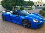 Rao bán siêu xe Porsche 918 Spyder hàng độc trên eBay