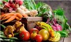 Cách khử thuốc trừ sâu trên rau quả nhanh và sạch