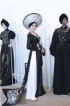 Lý Nhã Kỳ diện áo dài quý phái theo phong cách cung đình