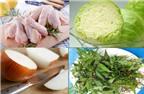 Nộm gà xé phay, món ăn thanh mát, ngon, giòn cho mâm cỗ ngày Tết