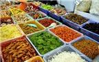 Cách chọn thực phẩm ngày Tết