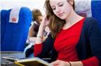 10 bí quyết giúp chuyến bay của bạn hết tẻ nhạt