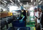 Kiểm tra an toàn vệ sinh thực phẩm tại công ty Tân Hiệp Phát