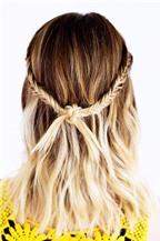 5 kiểu tóc đẹp cho nàng bận rộn đón Valentine
