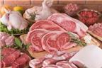 Lợi ích của các loại thịt đối với sức khỏe