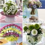 Những cách cắm hoa trang trí nhà ngày Tết cực đẹp và cực dễ