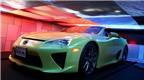 Siêu xe Lexus LFA Roadster bí ẩn bất ngờ trình diện