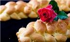 Cách làm bánh mì Challad phủ vừng thơm phức