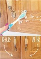 Mẹo làm sạch vật dụng trong nhà chỉ trong