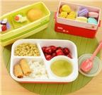 6 mẹo làm sạch nhanh hộp nhựa đựng thức ăn