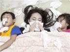 Trị sổ mũi cho trẻ: Dạy bé hỉ mũi đúng cách
