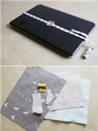 Cách may túi đựng laptop chống xóc tiện lợi
