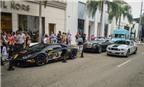 Hấp lực của siêu xe Lamborghini Batventador