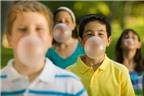Tác hại của việc ăn nhiều kẹo cao su