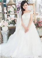 Bí quyết chọn váy cưới cho cô dâu bắp tay to