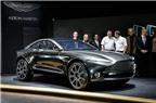 Vẻ đẹp mê hoặc của Aston Martin DBX Concept