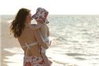 Tắm nắng có thể gây dị ứng cho trẻ