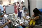 Thiếu văcxin, nguy cơ dịch bệnh bùng phát ở trẻ con
