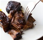 Xà lách cuộn thịt bò kiểu Hàn ngon mê