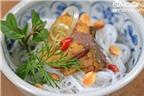 Cách làm món chả cá Lã Vọng cực ngon