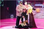 Chi Pu bị ''cạo đầu bôi vôi'' trên sân khấu