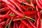 Mẹo hay khi nấu ăn với ớt tươi
