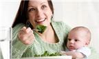 Những cách phục hồi sức khỏe cho bà mẹ nuôi con nhỏ
