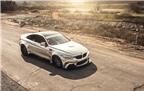 BMW M4 Coupe độ widebody Liberty Walk phá vỡ giới hạn tầm thường