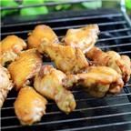 Cách làm món cánh gà nướng mật ong ngon giòn vàng óng