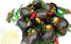 Ốc hút Đà Nẵng - món ăn vặt nổi tiếng ở Đà Nẵng