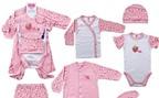 Bí quyết mua sắm quần áo hiệu quả cho trẻ sơ sinh