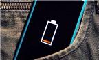 7 mẹo hữu ích kéo dài thời lượng pin điện thoại