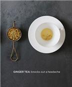 8 loại trà giúp giảm cân, đẹp da, ngủ tốt