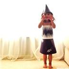 4 tuổi trở thành nhà thiết kế thời trang nổi tiếng