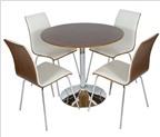 Cách chọn mua bàn ghế ăn cho nhà chật