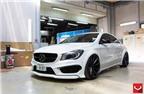 Mercedes CLA vạm vỡ, cá tính khi độ kiểu cách widebody