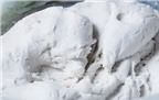 [Photo] Hương vị cay nồng độc đáo của bánh củ gừng người Chăm