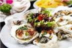 Ăn hải sản nhiều có nguy cơ viêm da