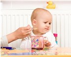 Trẻ sơ sinh biếng ăn phải làm sao?