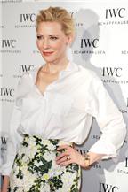 Gợi ý thời trang U40 từ minh tinh mắt biếc - Cate Blanchett