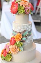 8 lời khuyên của chuyên gia khi chọn bánh cưới