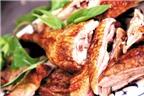 Chế biến thịt vịt trị đau dạ dày