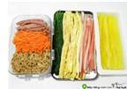 Cách làm cơm cuốn Kimbap chuẩn ẩm thực Hàn Quốc