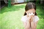 Dấu hiệu nhận biết trẻ bị viêm xoang