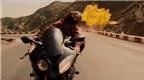 Tom Cruise cưỡi siêu mô tô BMW S1000RR trong