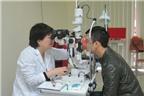 Điều chỉnh tật cận thị bằng kính áp tròng ban đêm