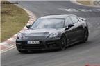 Xế sang Porsche Panamera 'lộ nguyên hình' phiên bản mới