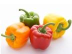 Ớt chuông đỏ: Siêu thực phẩm chữa hơn 6 bệnh
